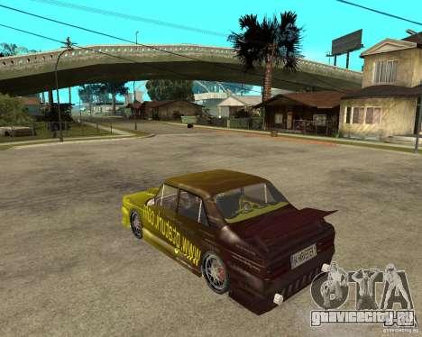 Anadol GtaTurk Drift Car для GTA San Andreas вид слева