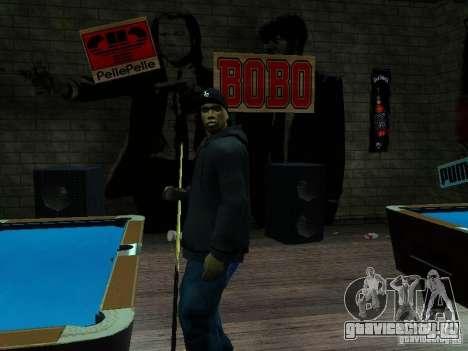 Crips для GTA San Andreas второй скриншот