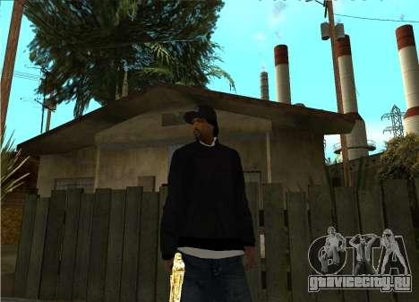 Ice Cube для GTA San Andreas
