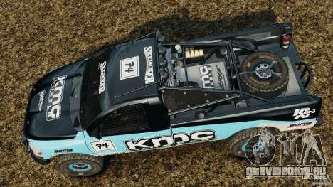Dodge Power Wagon для GTA 4 вид сзади слева