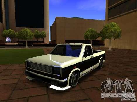 New Tuned Bobcat для GTA San Andreas
