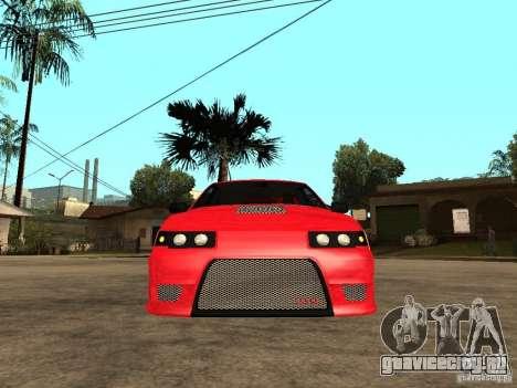 Lada 2112 GTS Sprut для GTA San Andreas вид справа