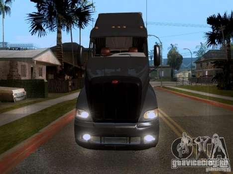 Peterbilt 389 для GTA San Andreas вид слева