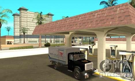 ЗиЛ 433112 с народным тюнингом для GTA San Andreas вид сбоку