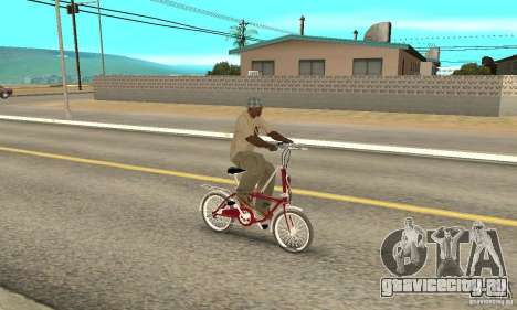 Child Bicycle для GTA San Andreas