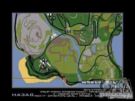 New СITY v1 для GTA San Andreas девятый скриншот
