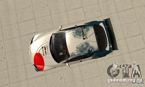 Mazda RX-8 NFS ProStreet для GTA San Andreas вид справа