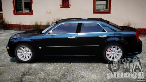 Chrysler 300C SRT8 Tuning для GTA 4 вид слева