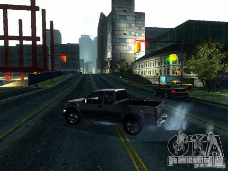 Chevrolet Colorado 2003 для GTA San Andreas вид справа