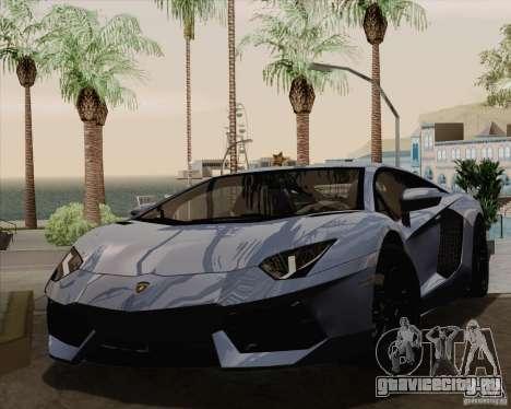 Optix ENBSeries для средних ПК для GTA San Andreas третий скриншот