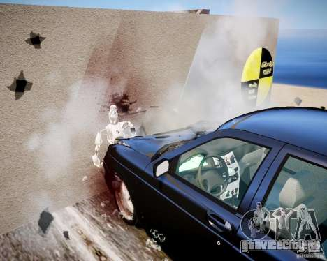 Crash Test Dummy для GTA 4 четвёртый скриншот