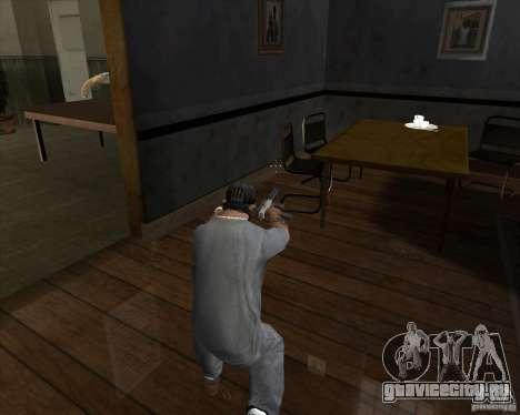 Ingram MAC-10 из Counter-Strike для GTA San Andreas третий скриншот