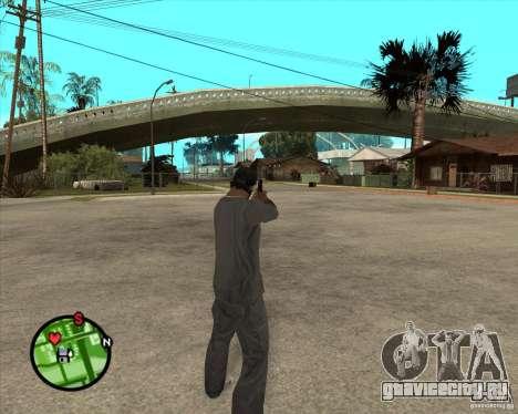 Crosman 31 для GTA San Andreas третий скриншот