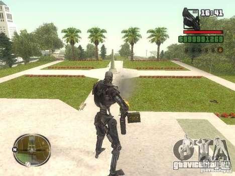 T-600 для GTA San Andreas третий скриншот
