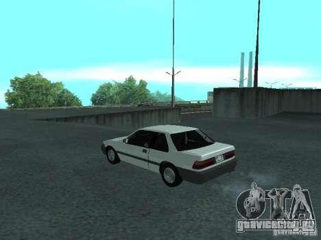 Honda Accord для GTA San Andreas вид сзади слева