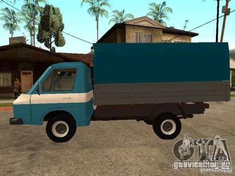 РАФ 33111 для GTA San Andreas вид слева