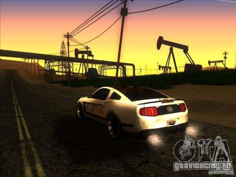 ENBSeries by Fallen v2.0 для GTA San Andreas четвёртый скриншот