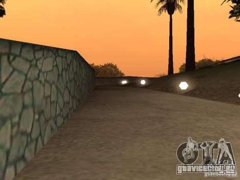 Miami House для GTA San Andreas третий скриншот
