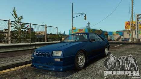Uranus Hatchback для GTA 4