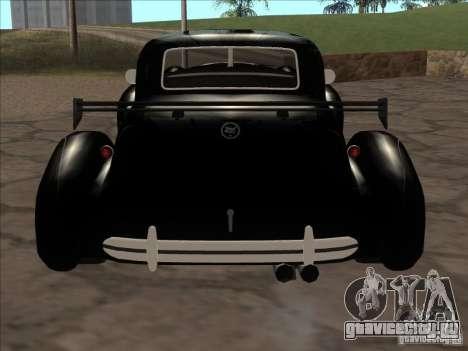 Zaibatsu Z-type из GTA2 для GTA San Andreas вид справа