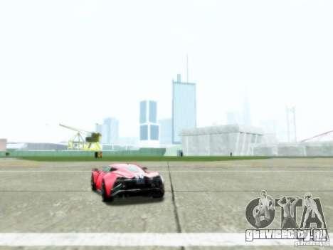 ENBSeries v1.3 для GTA San Andreas шестой скриншот
