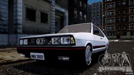 Volkswagen Passat Pointer GTS 1988 Turbo для GTA 4