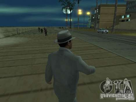 Вито Скаллета v1.5 для GTA San Andreas четвёртый скриншот