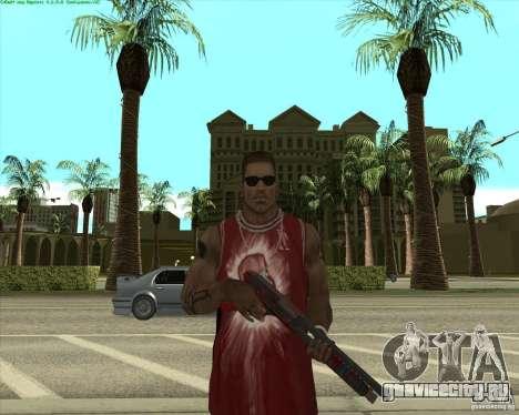 Blood Weapons Pack для GTA San Andreas шестой скриншот