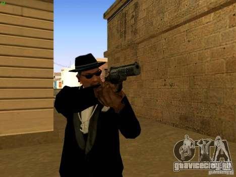 MP 412 для GTA San Andreas четвёртый скриншот