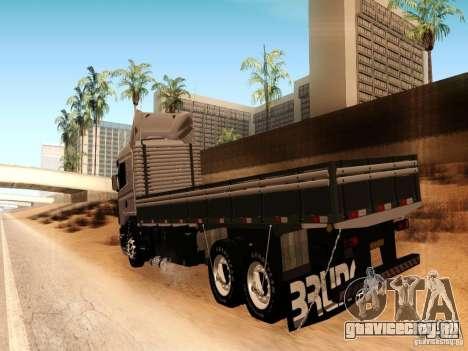 Scania 124G R400 для GTA San Andreas