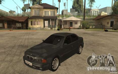 BMW 523i E39 1997 для GTA San Andreas