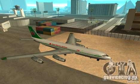 Cyber Warrior Plane для GTA San Andreas