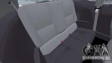 Chevrolet Camaro ZL1 2012 v1.2 для GTA 4 вид сбоку