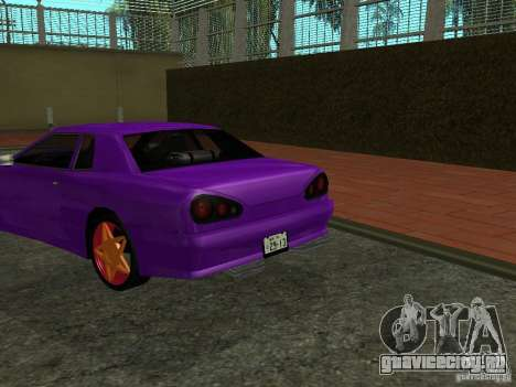Elegy 29-13 для GTA San Andreas