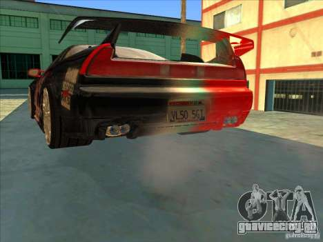 Acura NSX 1991 Tunable для GTA San Andreas колёса