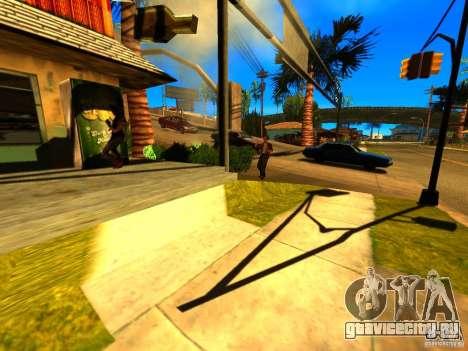 Mod Beber Cerveja V2 для GTA San Andreas третий скриншот