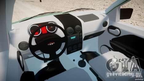 Ford EcoSport для GTA 4 вид справа