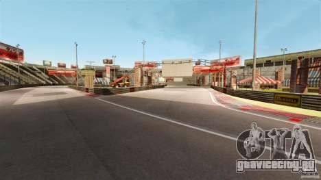 Hazyview Eight Drift Map для GTA 4
