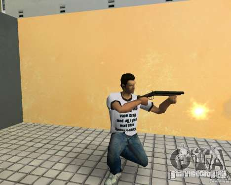 Пак оружия из GTA 4 Lost and Damned для GTA Vice City пятый скриншот