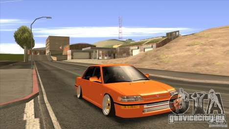 Honda Civic EF9 Sedan для GTA San Andreas вид справа