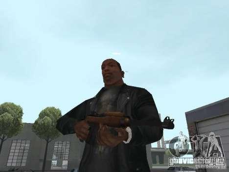 M1A1 Carbine для GTA San Andreas второй скриншот