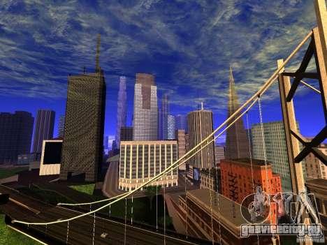New San Fierro V1.4 для GTA San Andreas второй скриншот