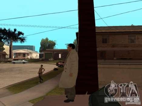 Joe Barbaro из Mafia 2 для GTA San Andreas четвёртый скриншот