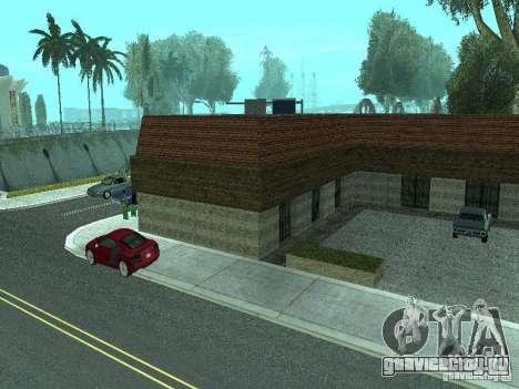 Mega Cars Mod для GTA San Andreas девятый скриншот