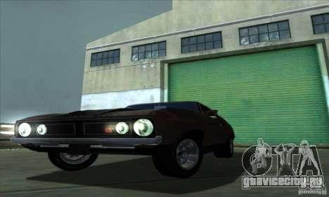 Ford Falcon GT Pursuit Special V8 Interceptor для GTA San Andreas