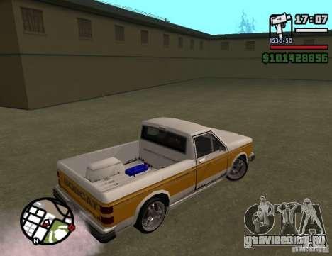 Tun complects для GTA San Andreas второй скриншот