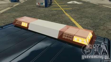 Ford Transit Joen Loka [ELS] для GTA 4 вид снизу