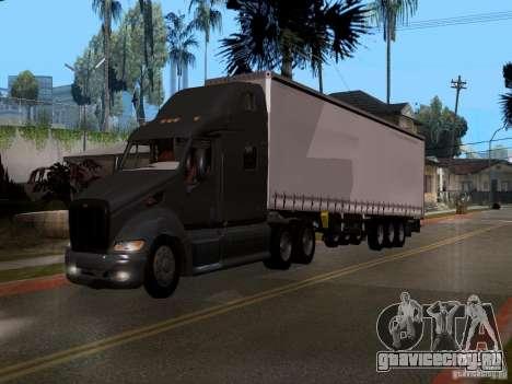 Peterbilt 389 для GTA San Andreas