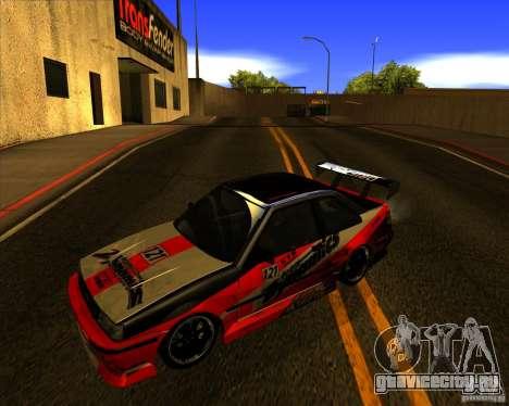 GTA VI Futo GT custom для GTA San Andreas вид справа
