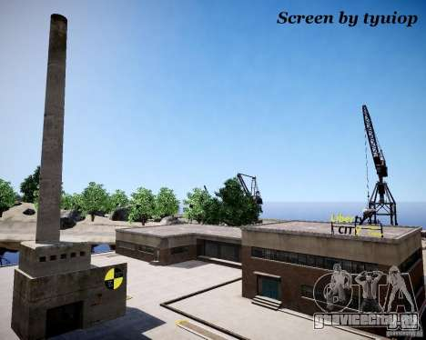 LC Crash Test Center для GTA 4